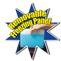 Removable Freezing Panel